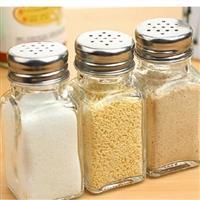 方形椒鹽瓶 調料瓶 網孔調味罐