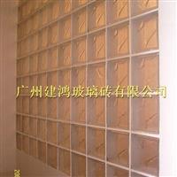 双星纹玻璃砖 玻璃砖效果图