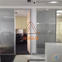 深圳手动百叶玻璃隔断