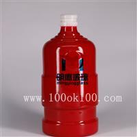 烤花白酒瓶  噴漆瓶