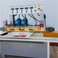 微晶石专用玻璃磨边机设备