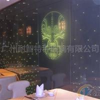 发光玻璃 特种玻璃 酒店玻璃