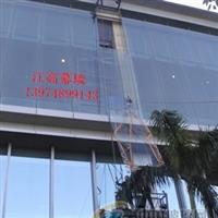怀化江高幕墙玻璃维修更换