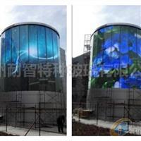 LED透明屏特种玻璃显示屏