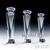年度较佳经济人物水晶奖杯定做