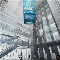 LED透明屏建筑LED玻璃屏