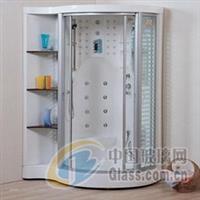 太原安装玻璃淋浴房隔断