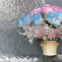 专业生产优质压花玻璃-水纹