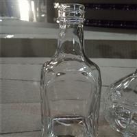 廠家直銷玻璃瓶四方小酒瓶