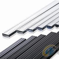 原色折弯铝条黑色折弯铝条