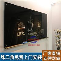 广州推拉玻璃白板V中山玻璃白板
