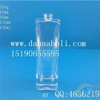 100ml長方形香水玻璃瓶
