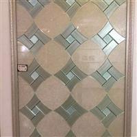 拼镜供应 背景墙玻璃