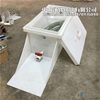中山汤氏蒙砂玻璃药水箱设备定制