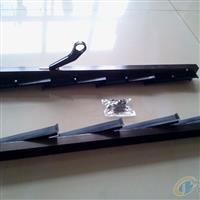 专业生产铝塑百叶窗支架