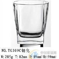TG309C鋼化杯\廣東玻璃杯供應
