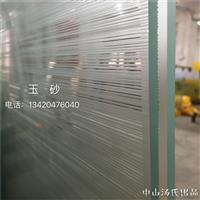 平板玻璃、建筑幕墻專用蒙砂粉(手感細膩)