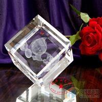 内雕纪念奖杯 水晶摆件