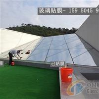 南京建筑玻璃贴太阳膜