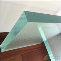 夹胶玻璃防滑夹胶玻璃楼梯玻璃