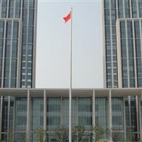 武汉旗杆制造与安装厂家联系电话