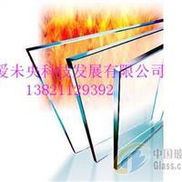 天津3-19mm防火玻璃加工厂