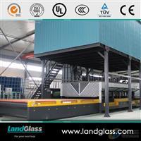 兰迪新型玻璃钢化设备