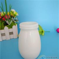 白瓷瓶老酸奶瓶玻璃奶瓶