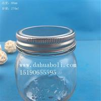 玻璃雕花蜂蜜瓶价格