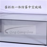 展示柜发热玻璃 高透中空玻璃