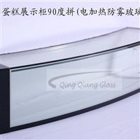 蛋糕柜玻璃 高透发热玻璃
