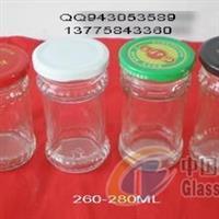 玻璃瓶廠家供應玻璃醬菜瓶