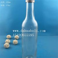 375ml白酒玻璃瓶