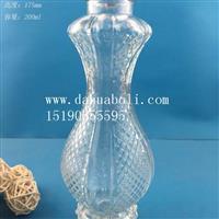 廠家直銷200ml工藝玻璃燭臺