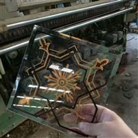 家具 厨柜门芯腰线玻璃厂家