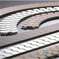平顶链板/玻璃机械配件