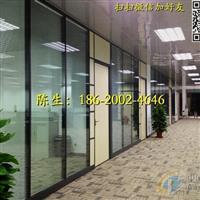 2017年深圳双玻百叶隔断报价