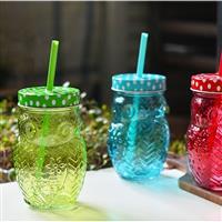 茶饮料瓶,苹果醋瓶,玻璃瓶