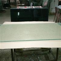 钢化夹胶玻璃餐台桌面