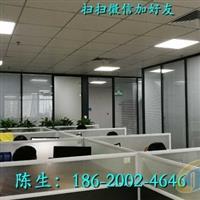 东莞东城玻璃高隔墙