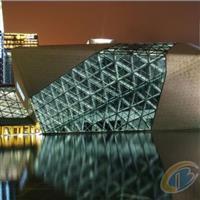 廣州歌劇院Low-e鍍膜中空工程案例