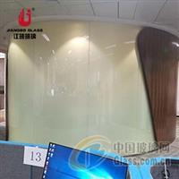 广州调光玻璃厂家 通电玻璃 雾化玻璃