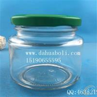 徐州生产200ml辣椒酱玻璃瓶