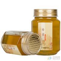 玻璃瓶蜂蜜瓶醬菜瓶