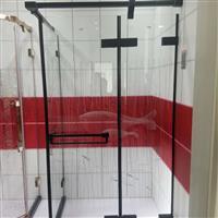夹丝  防爆  淋浴房