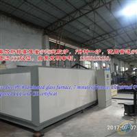 又一台PVB箱式强化炉广州调试成功