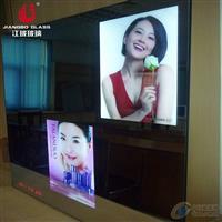 原子鏡玻璃廠家 TV魔術鏡 鏡面廣告機單面鏡