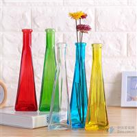 玻璃插花瓶桌面裝飾創意玻璃瓶