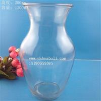 徐州生产1300ml玻璃花瓶