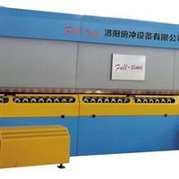 洛阳连续水平钢化炉/六工位水平钢化炉厂家